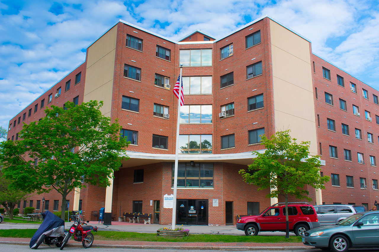 Margeson Apartments